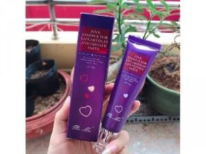 Serum trị thâm làm hồng môi, nhũ hoa