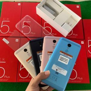 Xiaomi Redmi 5 Plus Ram 4/64 Full box mới, full tiếng viêt