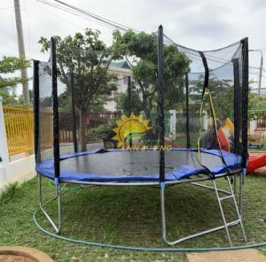 Chuyên lắp đặt sàn nhún nhảy cho khu vui chơi, công viên, trường mầm non
