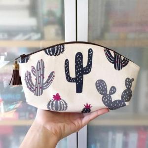 Túi ví, túi hộp, túi đựng bút vải canvas