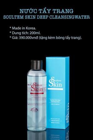 Nước Tẩy Trang Skin
