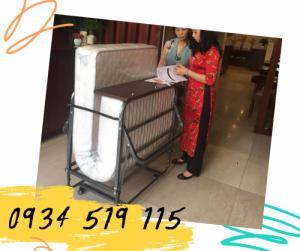 Bán giường phụ cho khách sạn - Giường extrabed giá rẻ
