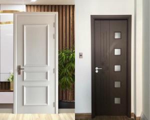 Cửa nhựa gỗ composite và cửa nhựa abs hàn quốc tại nha trang