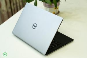 Laptop Dell XPS 13 9360, I7 7500U 8G SSD256 QHD 3K TOUCH Đẹp Zin 100