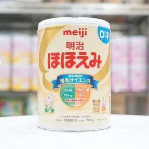 Sữa Meiji Số 0 Nội Địa Nhật Bản Hộp 800gr - MSN181445