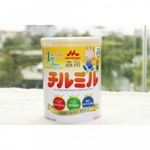 Sữa Morinaga Số 9 Nội Địa Nhật Bản Hộp 820gr (Morinaga 1-3) - MSN181448