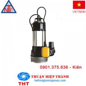 Máy bơm chìm hút nước thải có phao NTP HSM250-1.37 265(T )