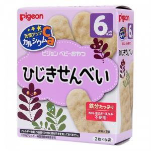 Bánh Ăn Dặm Pigeon Nhật Cho Bé Từ 6 Tháng Vị Rong Biển 6T - MSN181449RB