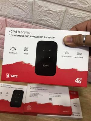Thiết Bị Phát Wifi 4G ZTE MTC 8723FT tốc độ 150Mbps new
