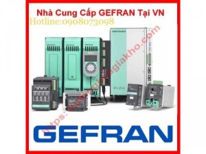 Nhà cung cấp cảm biến nhiệt độ Gefran tại Việt Nam
