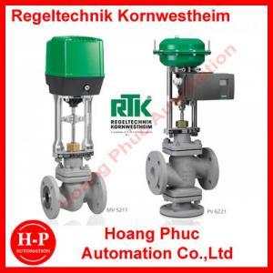 Nhà phân phối Cảm biến RTK Regeltechnik Kornwesthei tại việt nam