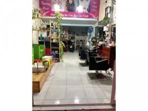 Sang tiệm tóc &nail MT gần khu cn visip1