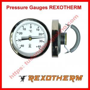 Nhà cung cấp Cảm biến nhiệt độ áp suất Rexotherm tại việt nam