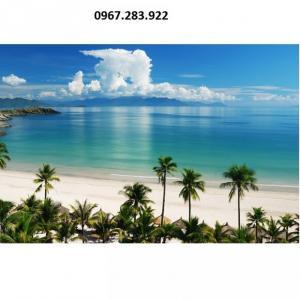 Tranh gạch phong cảnh biển