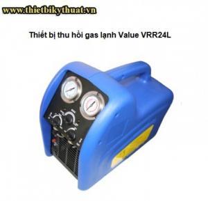 Thiết bị thu hồi gas lạnh Value VRR24L