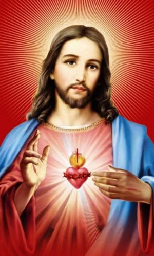 Tranh gạch 3D Thiên Chúa Giáo