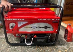 Máy phát điện gia đình chạy xăng Honda 3kva EP4000CX giá rẻ