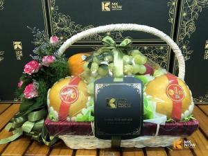 Giỏ hoa quả nhập TPHCM - FSNK153