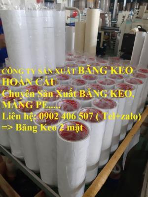 Băng keo 2 mặt giá sỉ tại xưởng sản xuất - 0902 406 507