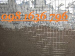Lưới thép trát tường, lưới thép lót sàn chống nứt .