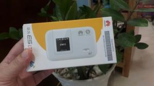 Bộ phát wifi bằng sim 3G/4G Huawei E5375