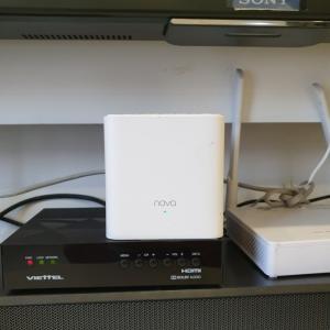 Tenda Nova MW3 Pack 1 - Hệ thống WiFi Mesh cho gia đình , căn hộ