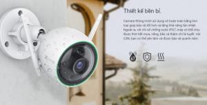 Camera Ezviz C3X 1080P Ống kính kép với công nghệ AI tích hợp (Có màu ban đêm