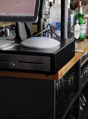 Thiết bị mạng Wifi UniFi UAP AC PRO ( Pack lẻ không hộp)