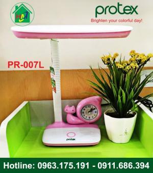 Đèn Học Để Bàn Hình Ốc Sên Ngộ Nghĩnh Protex PR007L