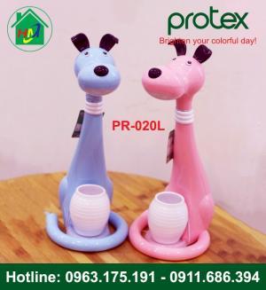 Đèn Học Led Chống Cận Thị Hình Cún Con Ngộ Nghĩnh Protex PR-020L