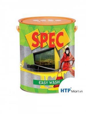 Sơn nước nội thất dễ lau chùi spec easy wash thùng 18 lít