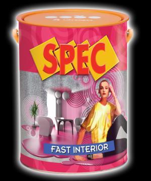 Sơn nước nội thất spec fast Interior thùng 18 lít giá rẻ