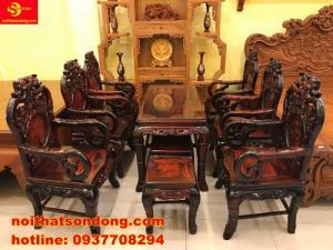 Bộ bàn ghế nho trúc sang chảnh giá chanh sả mua ngay