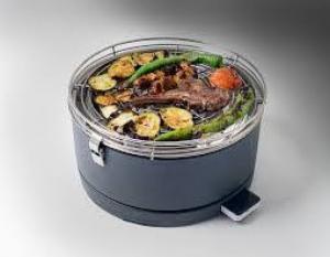 Bếp nướng than hoa không khói Đức Feuerdesign Mayon hàng chính hãng