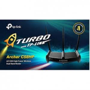 2020-07-20 09:20:31  1 Router TP-link Archer C58HP AC1350 băng tần kép Cung cấp khả năng truy cập Internet ổn định tất cả các thiết bị quan trọng được kết nối. Router TP-link Archer C58HP AC1350 băng tần kép thu phát Internet cực mạnh 1,470,000