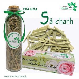 Trà Sả chanh - Mộc Hoa Trà