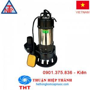 Máy bơm chìm hút bùn có phao NTP HSF280-12.2 265(T)