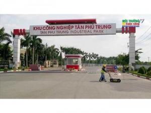 Cần bán vài lô đất nằm trong KDC Tân Phú Trung