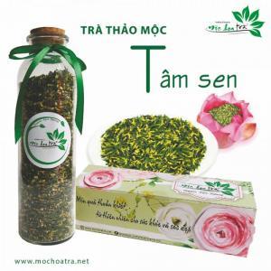 Trà Tâm sen - Mộc Hoa Trà