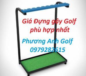 Giá để gậy golf phù hợp nhất