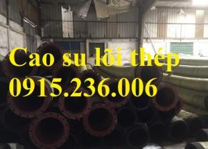 Chuyên cung cấp ống cao su lõi thép chịu áp lực cao từ 15-20kg/cm2