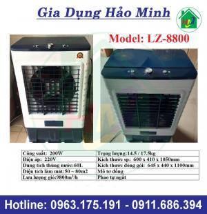 Quạt Điều Hòa Không Khí 60L Giá Rẻ LZ-8800