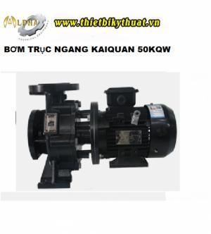 Máy bơm ly tâm trục ngang KAIQUAN 50KQW11-10-0.75/2