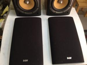 Chuyên bán Loa B&W DM 600S3 (England) hàng đẹp Long lanh ,khong chỉnh sửa .
