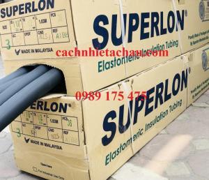 Ống gen Superlon cách nhiệt lạnh, bọc ống đồng