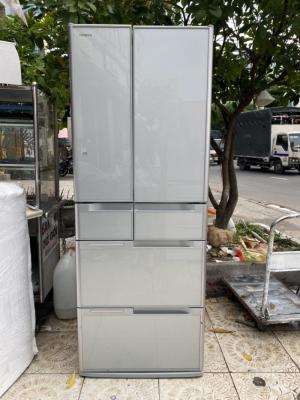 Tủ Lạnh HITACHI R- G4800D -Dung tích 475Lít - Date 203