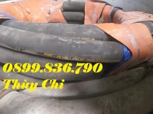Ống cao su bố vải D50 3 lớp , 5 lớp , 7 lớp bố chất lượng .