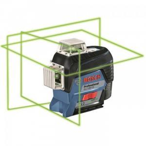 Máy cân mực laser GLL 3-80 CG tia xanh