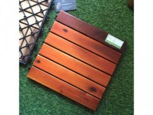 Sàn gỗ tự nhiên lót sàn nhà, ban công, sân vườn, nhà tắm