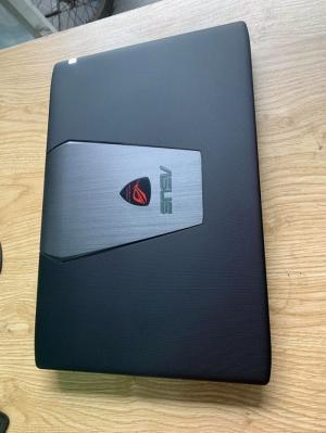 Laptop Gaming Asus GL552VX là một chiếc laptop Gaming bàn phím LED